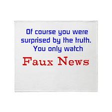 The truth will not be found on Fox! Stadium Blank