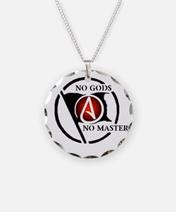 No Gods No Masters Necklace