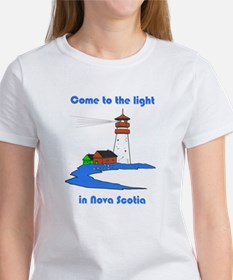 Come to the light Women's T-Shirt