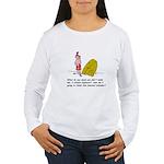 Mayan Calendar Women's Long Sleeve T-Shirt