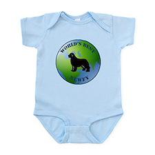 World's Best Newfy Infant Bodysuit