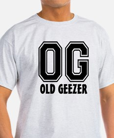 OG - Old Geezer T-Shirt