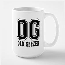 OG - Old Geezer Mug