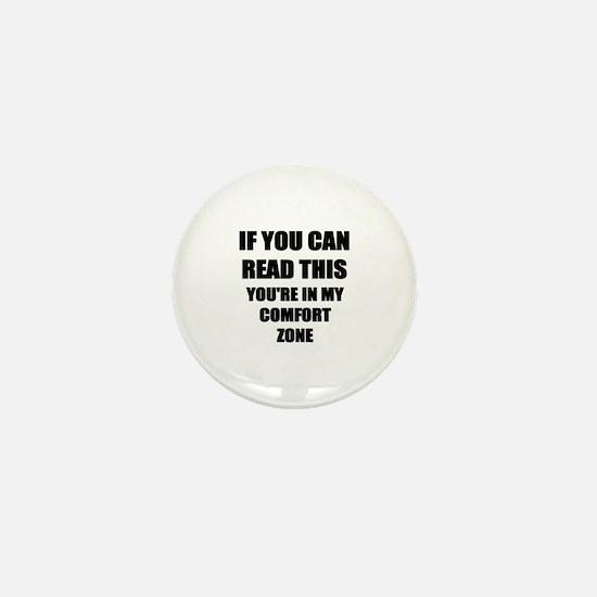 Comfort Zone Mini Button