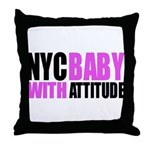 NYCBABY Throw Pillow