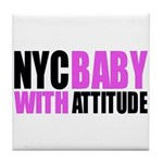 NYCBABY Tile Coaster