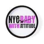 NYCBABY Wall Clock