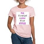 Pink Attitude Women's Light T-Shirt