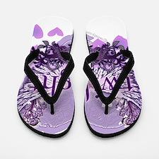Twilight Forever Flip Flops