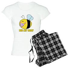 bee my baby cute baby bumble bee Pajamas
