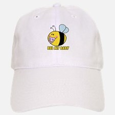 bee my baby cute baby bumble bee Baseball Baseball Cap