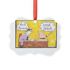 Cute Comic strip Ornament