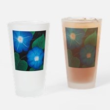 Morning Glory Drinking Glass