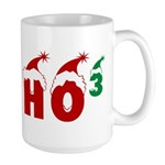 Ho Ho Ho Large Mug