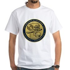 Gold CVN 65 Inactivation! Shirt