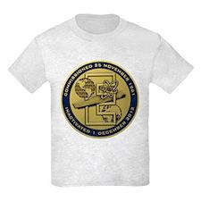 Gold CVN 65 Inactivation! T-Shirt