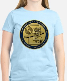 Gold CVN 65 Inactivation! T-Shirt