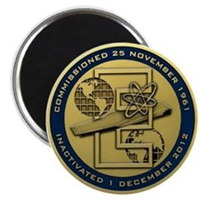 Gold CVN 65 Inactivation! Magnet