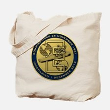 Gold CVN 65 Inactivation! Tote Bag