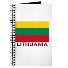 Lithuania Flag Stuff Journal