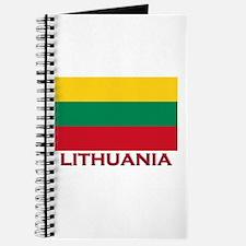 Lithuania Flag Stuff Journal