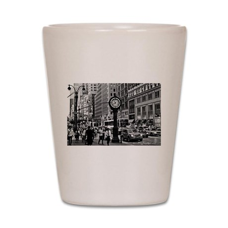 Fifth Ave - New York City Shot Glass