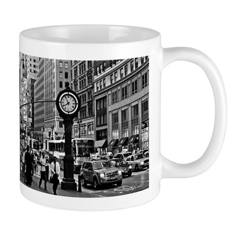 Fifth Ave - New York City Mug