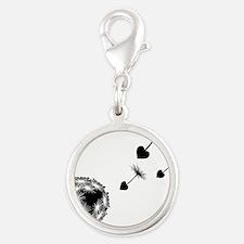dandelion-love_bl2.png Silver Round Charm