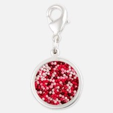 candy-sprinkles-red_9x12.jpg Silver Round Charm