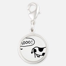 moo-cow.png Silver Round Charm