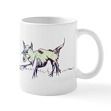 Cat dog Mug