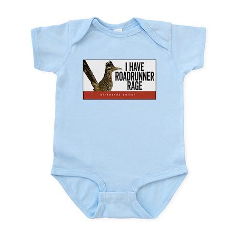 Roadrunner Rage Infant Bodysuit