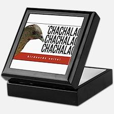 Chachalaca, Chachalaca Keepsake Box