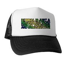 NORMAL WORD Trucker Hat