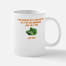 Souvenir Kale Shirt Mug