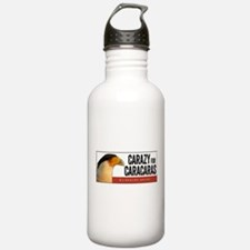 Carazy for Caracaras Water Bottle