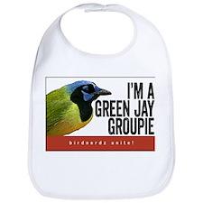 Green Jay Groupie Bib