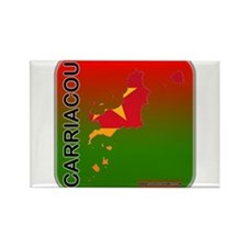 Carriacou Rectangle Magnet