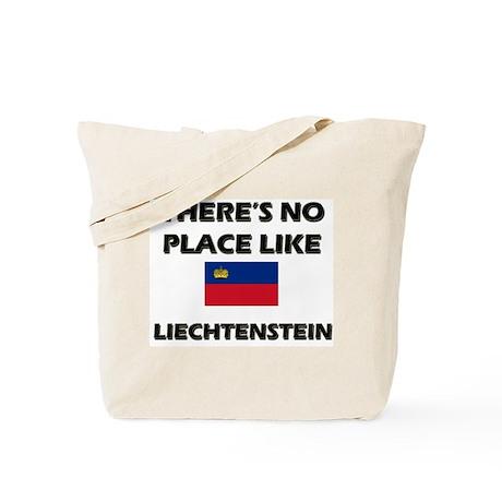 Flag of Liechtenstein Tote Bag