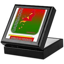 Carriacou Wear It Proud Keepsake Box