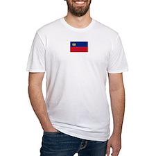 Liechtenstein Flag Picture Shirt
