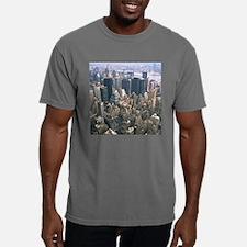 Cute Financial district Mens Comfort Colors Shirt