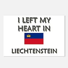 I Left My Heart In Liechtenstein Postcards (Packag
