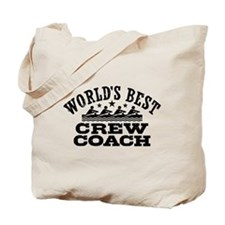 World's Best Crew Coach Tote Bag