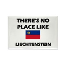 There Is No Place Like Liechtenstein Rectangle Mag