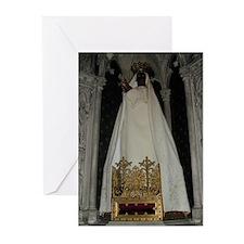 Black Madonna Greeting Cards (Pk of 10)