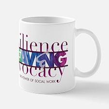 Weaving Resilience and Advocacy Mug