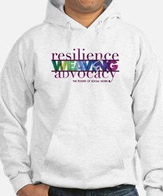 Weaving Resilience and Advocacy Hoodie