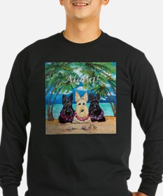 Scottish Terrier Aloha Paradise! T