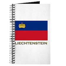Liechtenstein Flag Merchandise Journal